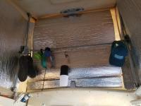 vanagon window insulation diy reflectix