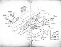 '67 Beetle Sapphire Radio Installation Diagram