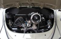 1966 Engine view