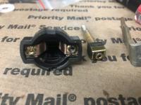Single speed wiper switch