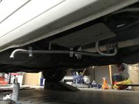 Webasto petrol eurovan T4 install
