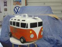 23 window Samba VW Bus