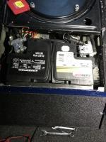 Battle jitney - Ctek Aux under seat battery
