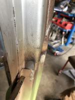 59 Bus Nose Replacement