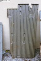 NOS Slider Sliding Door Bus Floor Plate Right Load Compartment 211 801 404 F