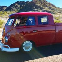1963 Ruby Red Double Cab Walkthrough