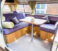 73 westy custom interior
