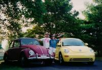 '66 and '96 Beetles