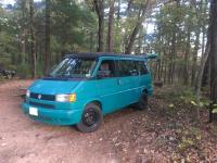 hula and parts van