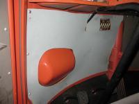 mis-matched Bus kick panels