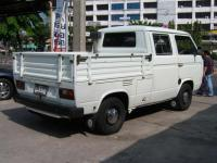 T3 Double cab in Thailand!