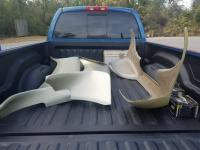 NOS Meyers manx side pods and diaper