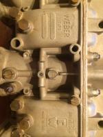 Weber 40 IDA Triples