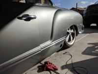 Rear Lowered