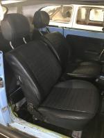 Fix front seats