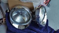 Rossi headlight rings