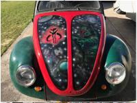 1970 VW Chopped Beetle Rat Rod