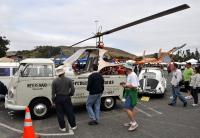 Frankie Freeman German Autohaus Scab and Helicopter