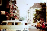 Mannheim, Germany in the 1970's