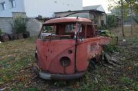 1960 VW single cab - barn find