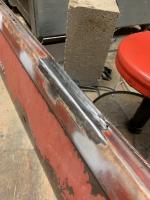Bus Rear Hatch Repair