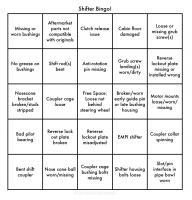 shifter bingo