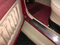 Convertible threshold cover