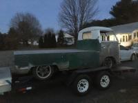 65 single cab on trailer