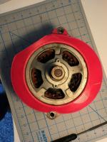 3D print of alternator seal v2