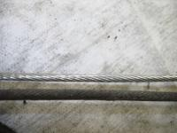 Clutch cable diameter difference