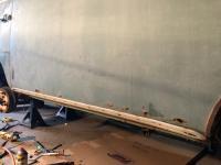 Lower long wall rocker