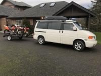 "1.25"" Eurovan lift kit"