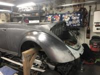 1967 Karmann Kabriolett project
