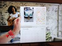 Vista print ad.