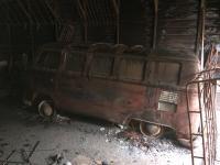 paradise bus fire