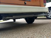 Modified Quiet Pacesetter Exhaust