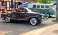 1963 Terra Brown Karmann Ghia