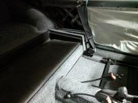 Hummer seat belts