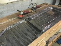 Floor pan replacement