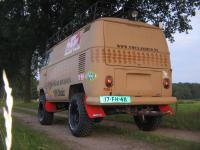 Lifted bus NL