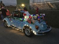 Parade decorations