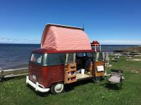Dormobile to the East coast and Gaspé