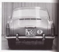 Karmann Ghia Type 14 another prototypes