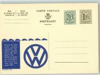Belgium Dealer Card