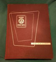 December 1956, Red Price Liste Catalog.