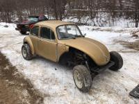 Modified 1972 Beetle