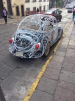 As seen in Zacatecas, Mexico