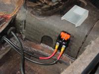 40 amp fuseholder install to prevent electrical fires