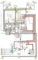 1963 1500cc Option Wiring Diagram