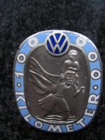 100 000 km badge